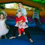 Wedding, Jumping Castle